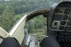 Rundflug mit Hubschrauber Bell Jet Ranger - Foto 6