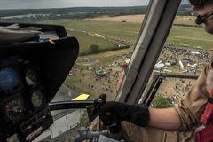 Rundflug mit Hubschrauber BO 105 - Foto 9