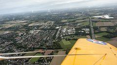 Rundflug mit Oldtimer Ryan PT-22 Cabrio - Foto 11