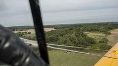 Rundflug mit Oldtimer Ryan PT-22 Cabrio - Foto 6