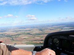 Rundflug über die Eifel