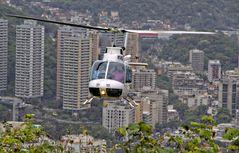 Rundflug über Rio