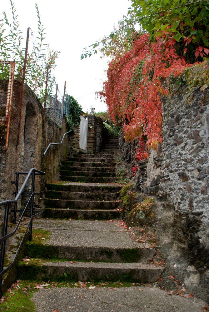 Rundgang im Städtchen Cochem an der Mosel_32