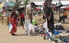 Rundu, nördliches Namibia