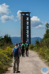 Rundwanderung zum Buchkopfturm und der Renchtalhütte Oppenauer Weg