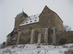 Runneburg in Thüringen