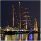 RUNNIG ON WAVES – Teil 1 --- am 4.8.2011 in Bremerhaven (Neuer-Hafen)