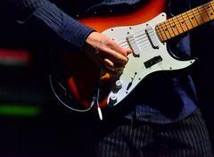 RUNRIG - ZFR (Zeltfestival Ruhr) Malcom Jones an der Fender Stratocaster