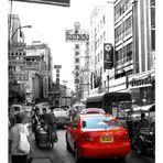 Rush Hour in Chinatown