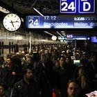 Rush Hour @ Zürich HB