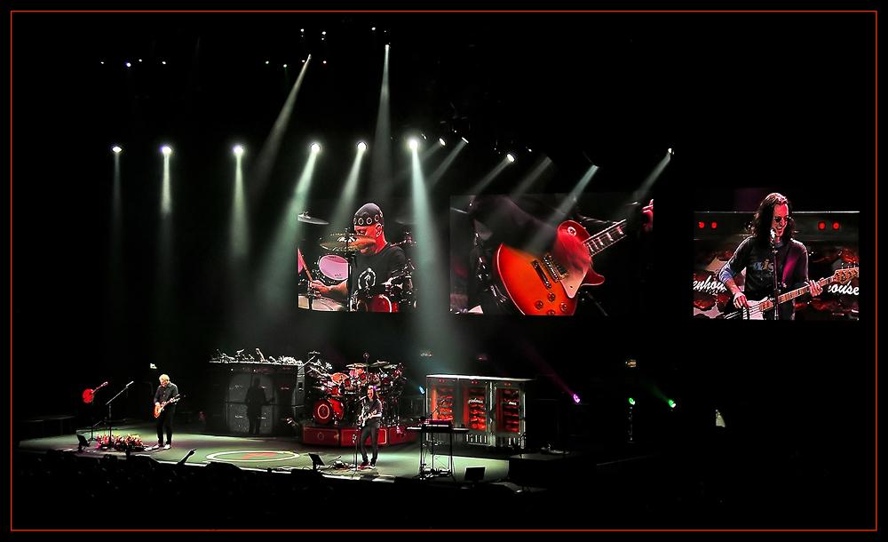 """""""Rush in concert"""""""