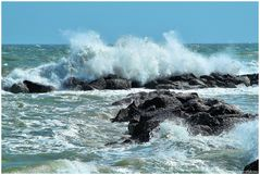 Rush of the sea