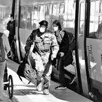 Rushhour Eilig Zug caR-21-98-sw