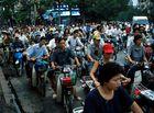 Rushhour in Hanoi