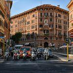 Rushhour in Rom