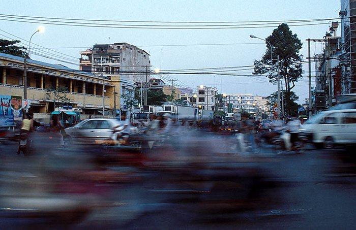 Rushhour in Saigon
