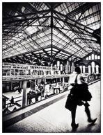 • Rushing Liverpool Street •