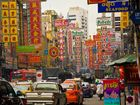 Rushour in Chinatown