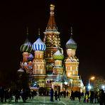 Rusia | Catedral de San Basilio, Moscú