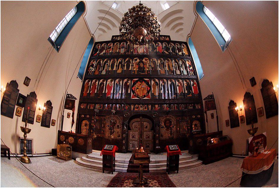 Russenscherbe@ Russenkirche