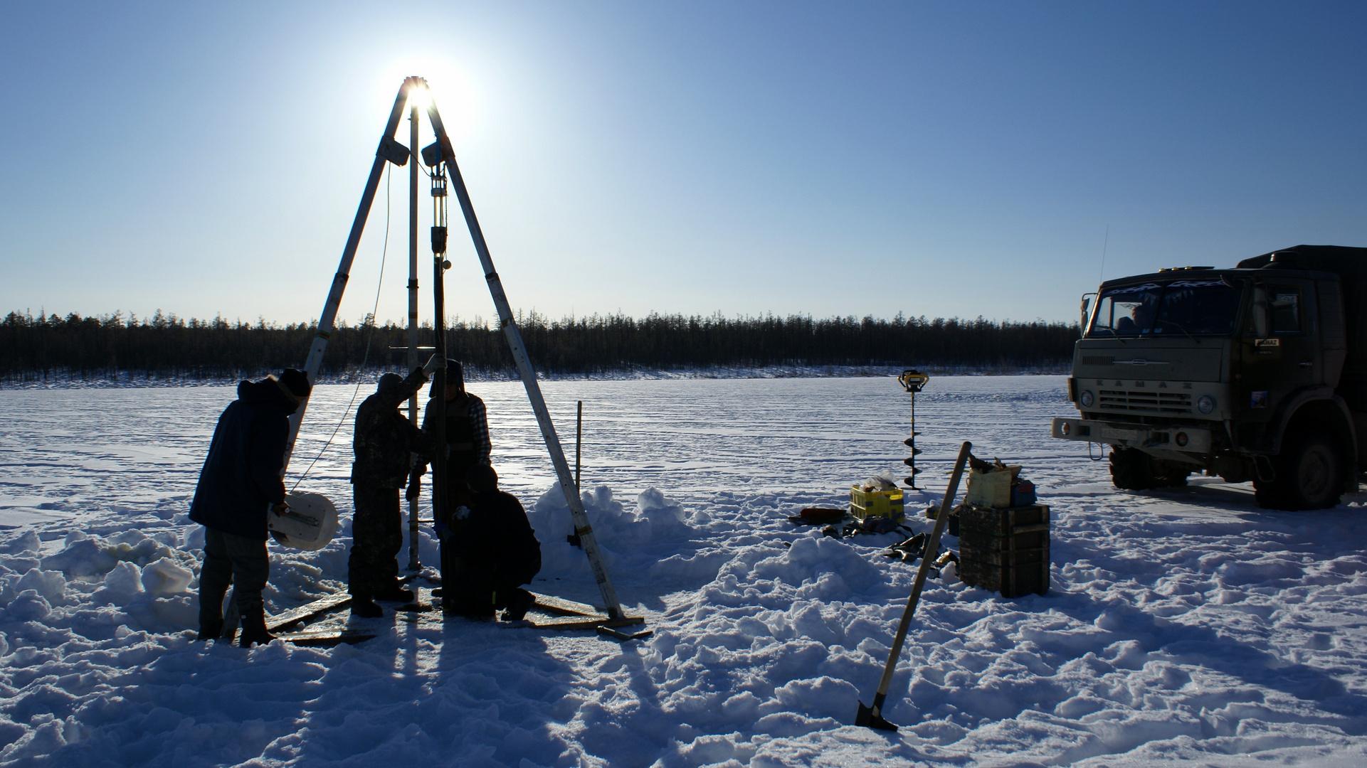 Russia - Expedition near Yakutsk