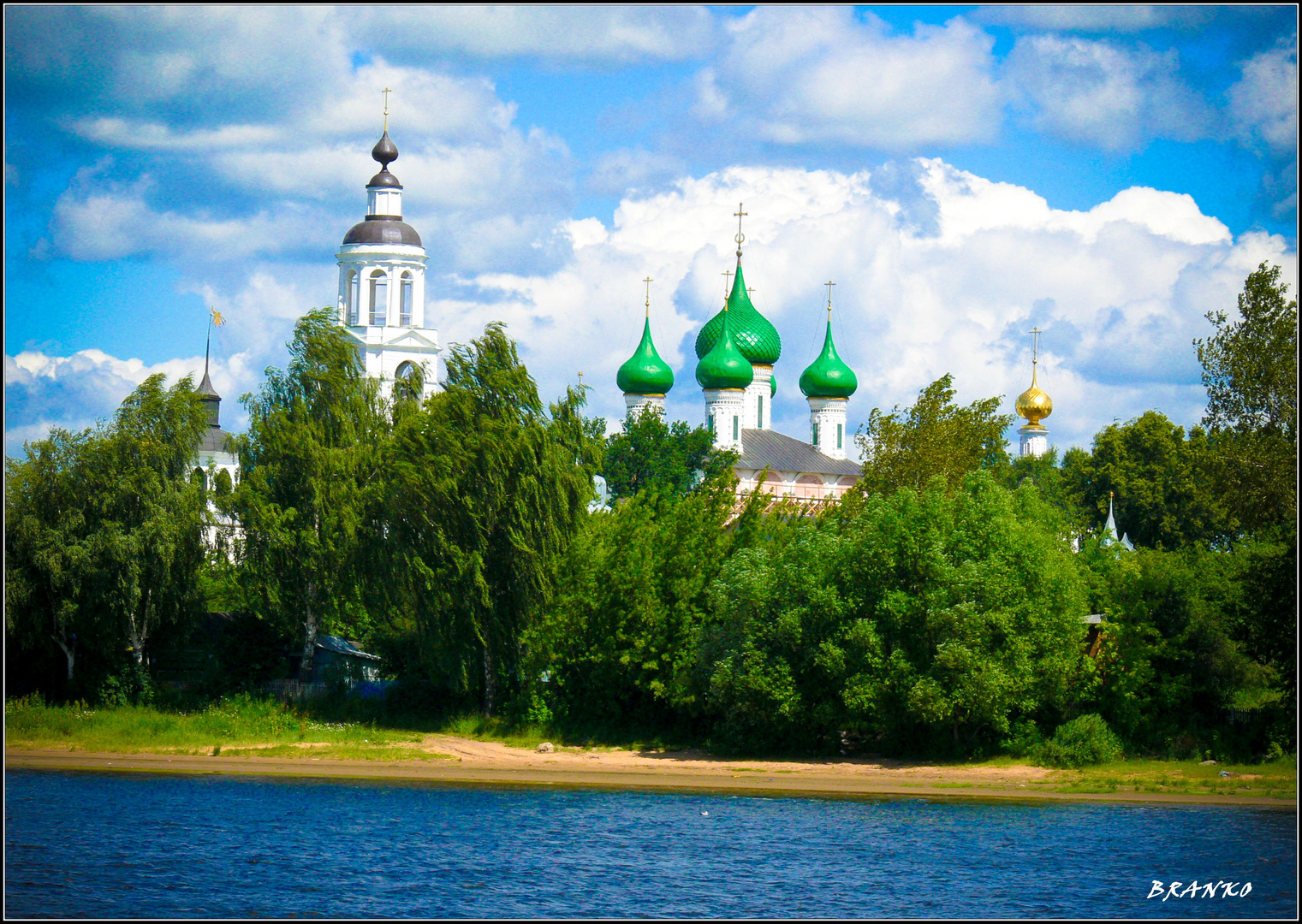 Russia -Volga