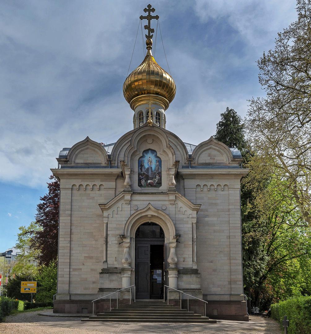 Russisch-Orthodoxe Kirche, Baden-Baden
