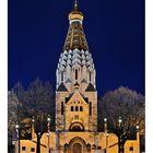 Russisch-orthodoxe Kirche in Leipzig