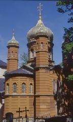 Russisch Orthodoxe Kirche in Weimar