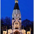 Russisch ortodoxe Kirche in Leipzig