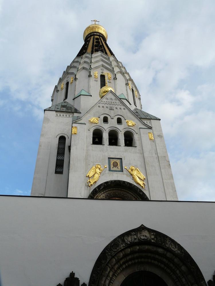 Russische Gedächtniskirche Leipzig