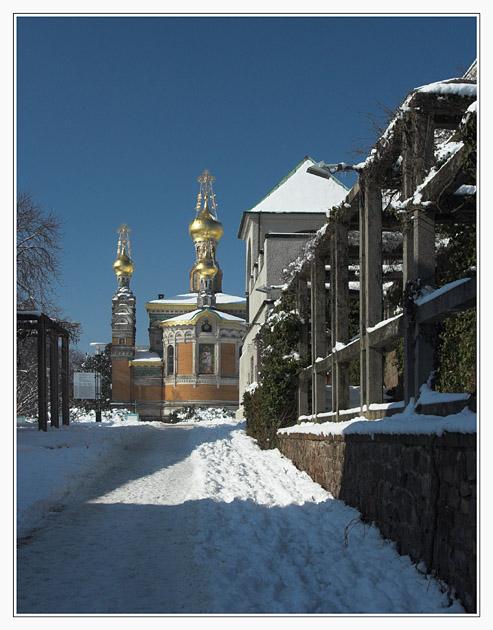 Russische Kapelle Darmstadt I