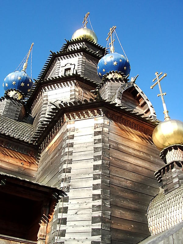 Russische Kirche.