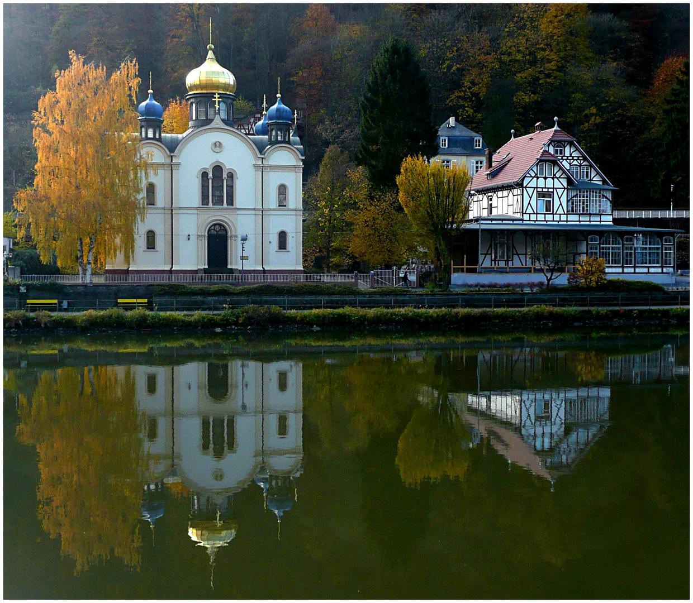 Russische Kirche Bad Ems / Lahn (1)