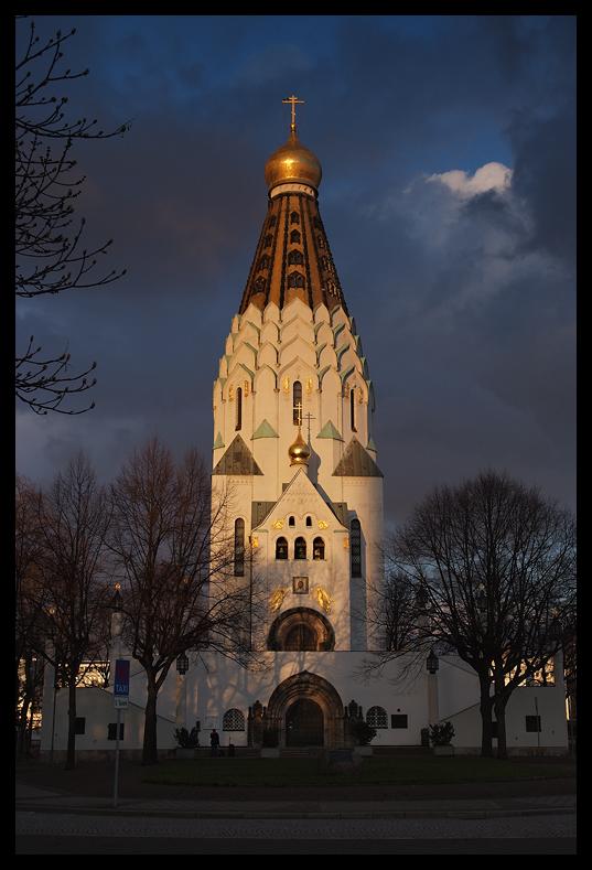 Russische Kirche zu Leipzig
