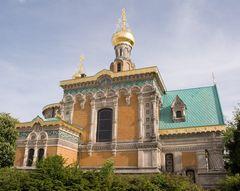 Russische Mosaik Kapelle