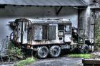 Russischer Funkwagen --ZIL 131--