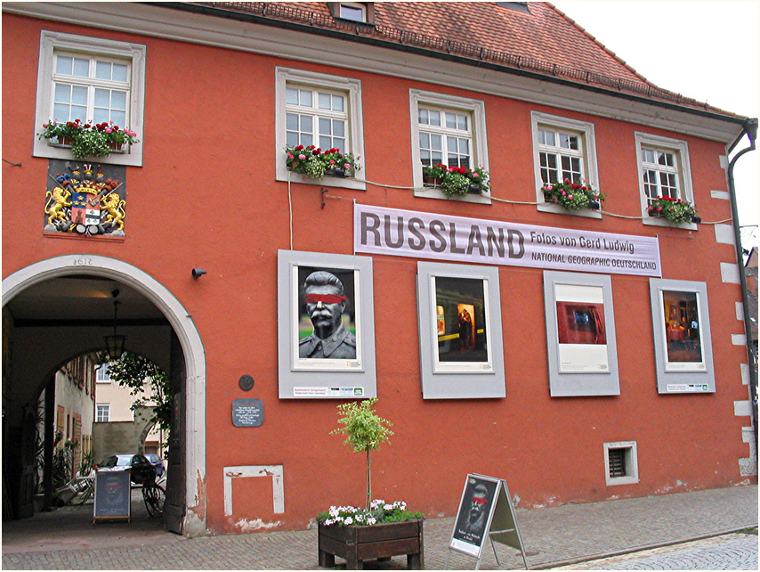 Russland im Schwarzwald