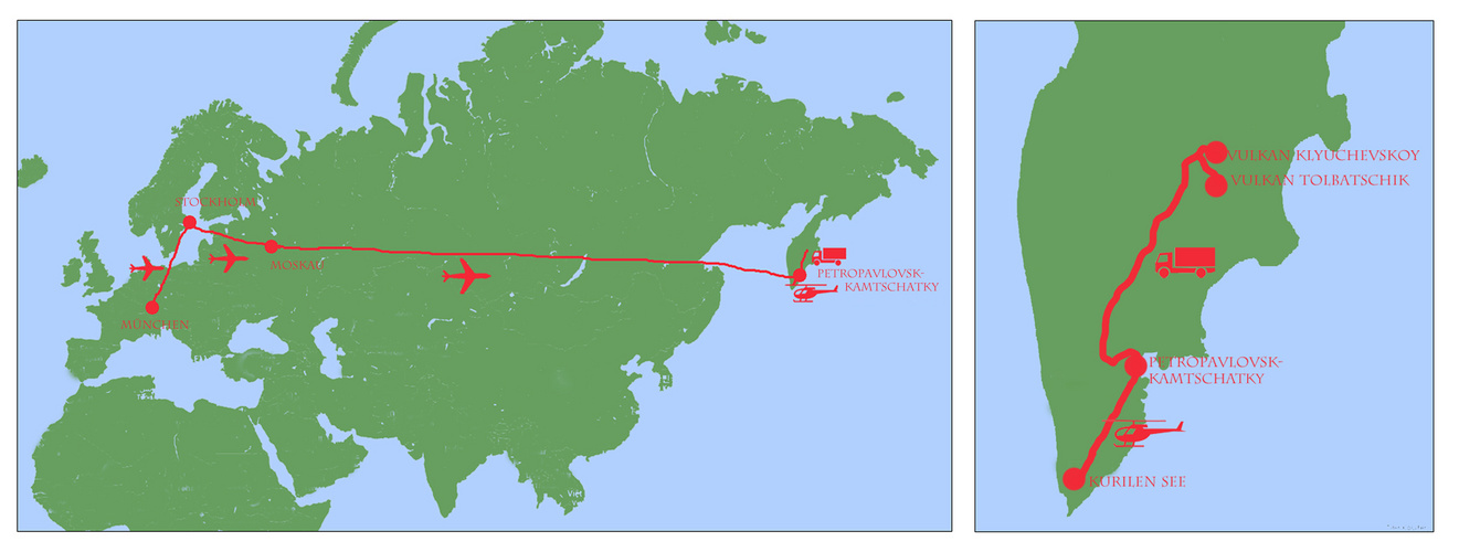 Russlands wilder Osten [1] - Kamtschatka