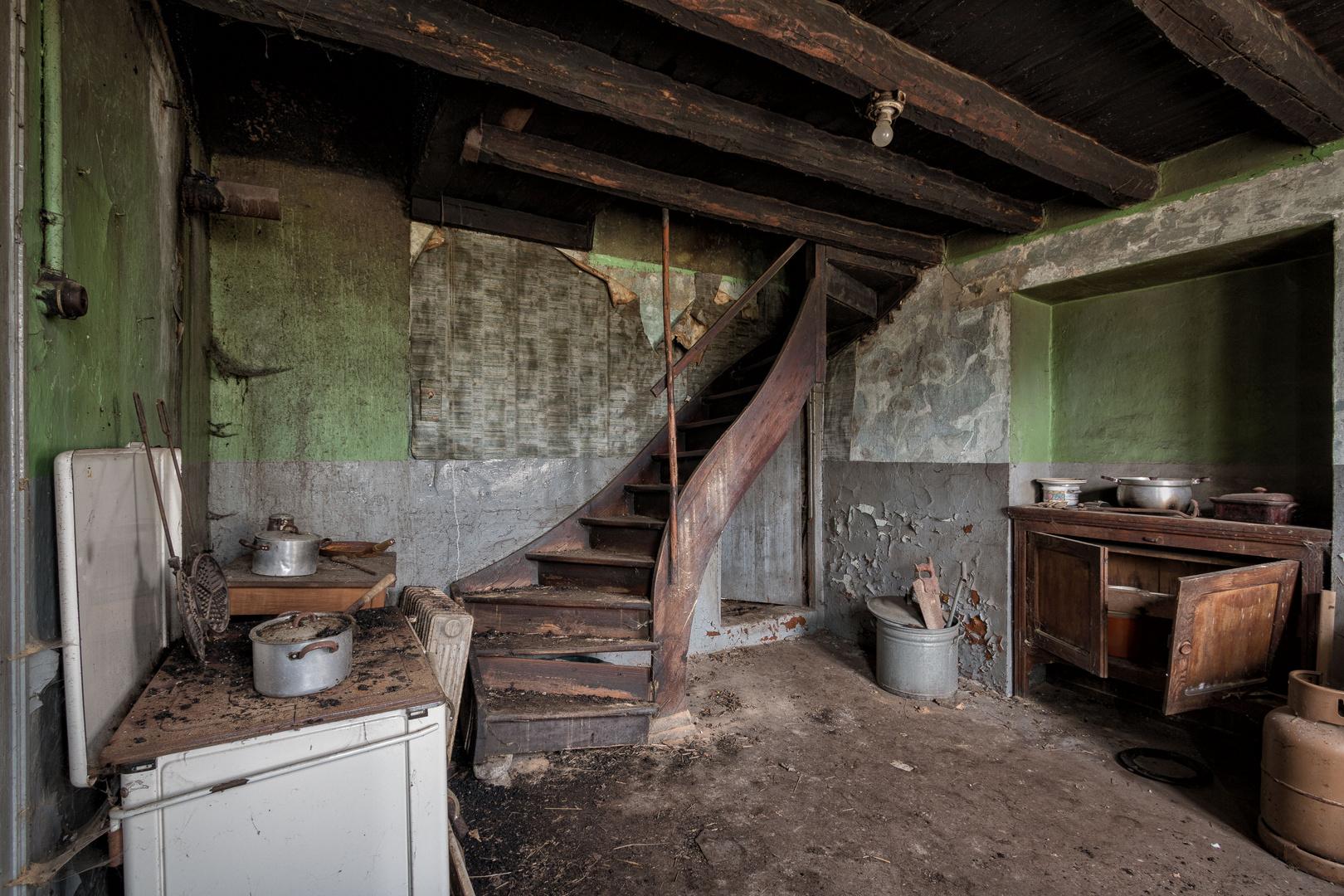 Rustikale Kuche Foto Bild Marode Alt Marodes Bilder Auf