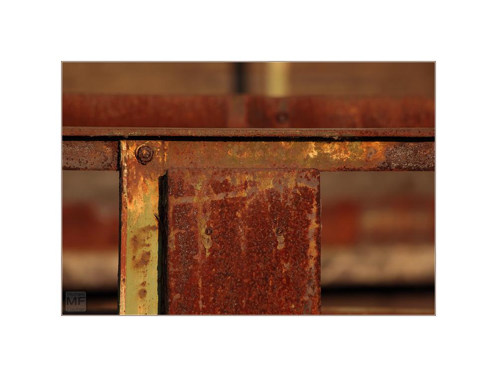rusty nut II.