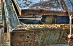 rusty perspective
