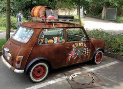 rusty rat car...