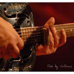 Rusty Stone - Live & Alone -Foto für CD Cover