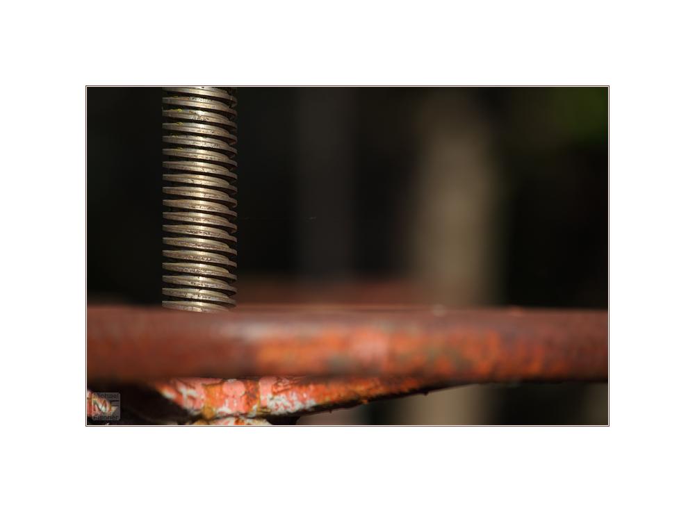 rusty threads