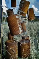 Rusty Tin Cans