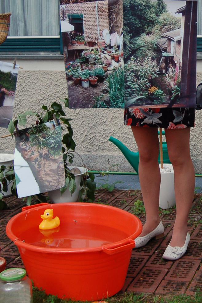 """Ruth Knecht: """"Durch die Blume"""""""