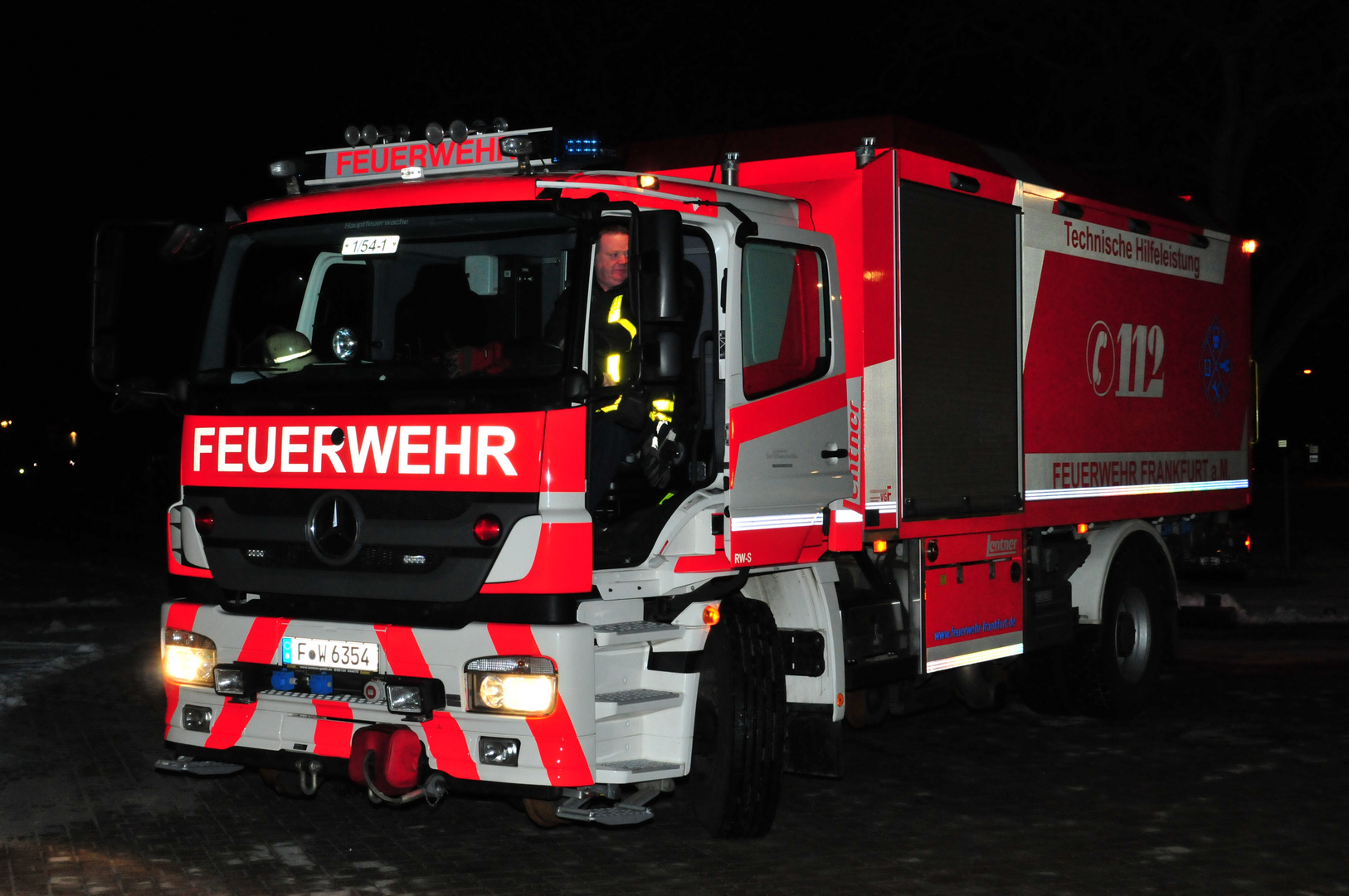 RW-Schiene (BF-Frankfurt)