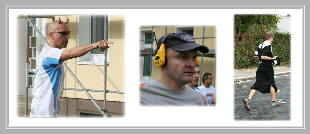 """RWE-Marathon """"Rund um den Baldeneysee"""" am 12.10.2008"""