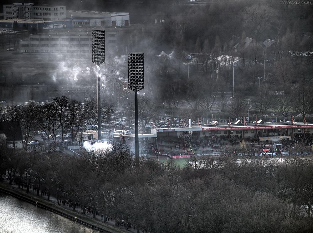 RWO feiert - Stadion Niederhein, Oberhausen